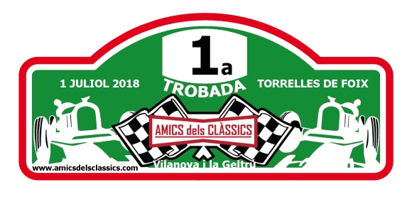 Torrelles 2018 STICKER 2